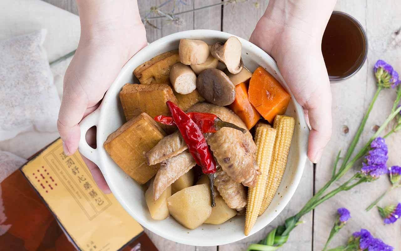 saturated-herbal-food