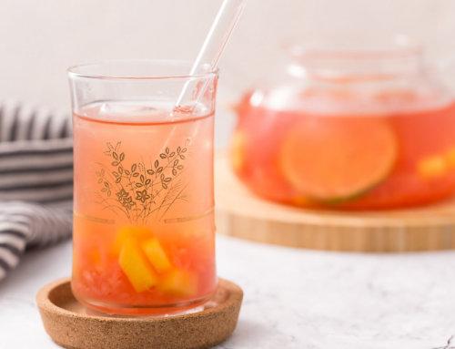 茶包料理|修身芒柚輕果飲