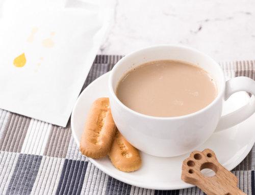 茶包料理|熟地奶茶