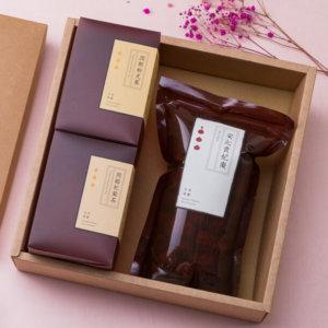 粉光蔘台灣黃菊茶禮盒